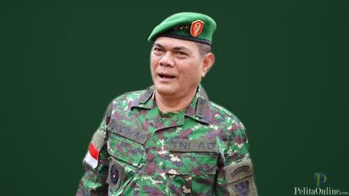 Kasad Uji Coba Kapal Tempur Pesanan TNI AD