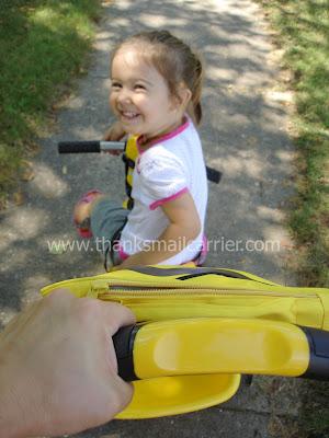 Smart-Trike handle