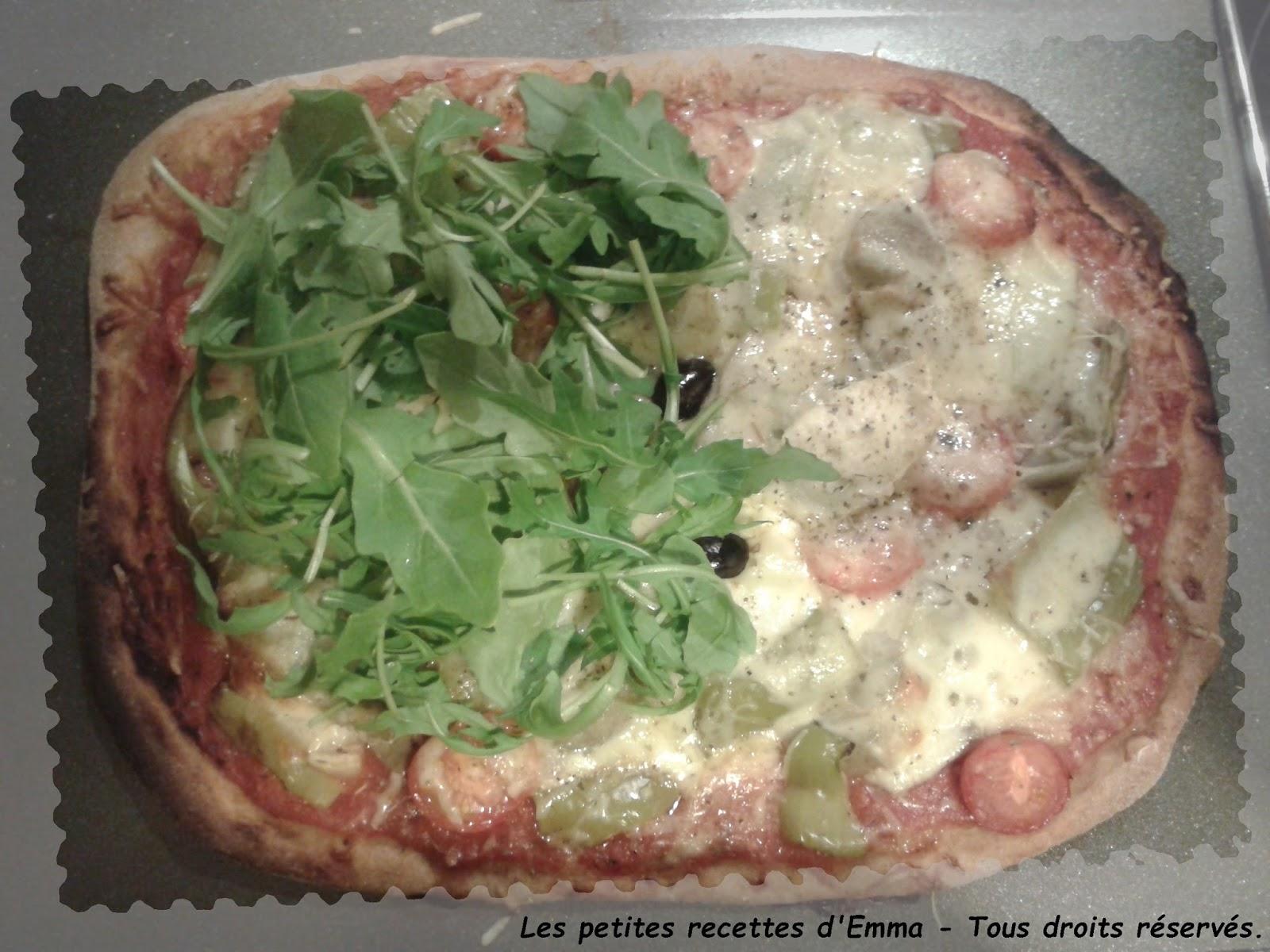 les petites recettes d pizza vegetable 224 ig tres bas