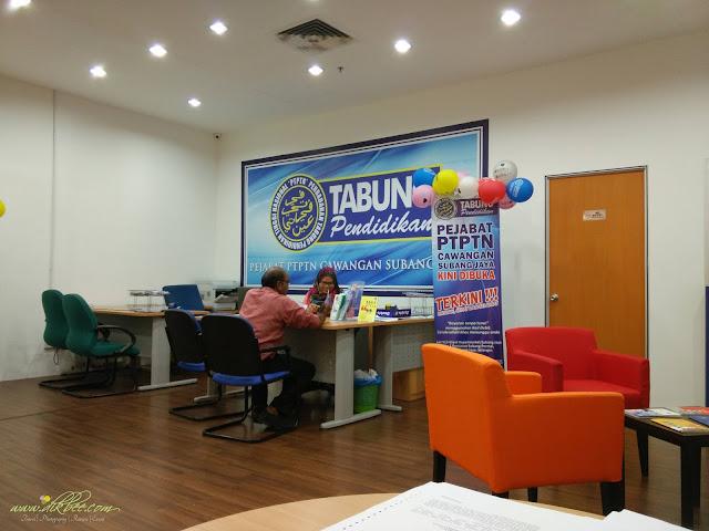 Bayar Baki Pinjaman PTPTN dan Pertukaran UJRAH