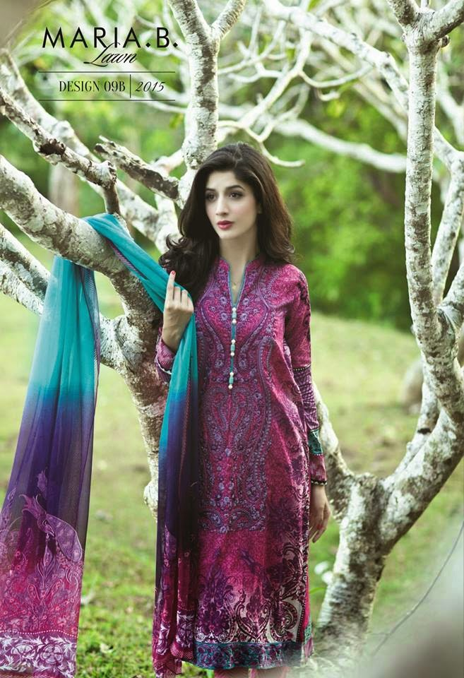 Pakistani fashion summer dresses