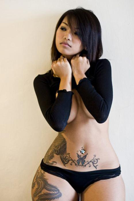 Tattoo Models