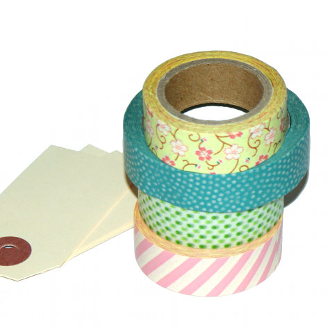 Washi Tape for Craft Projects
