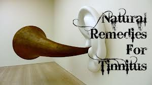 Best Treatment For Tinnitus - Natural Remedies That Work