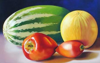 Pinturas Frutas