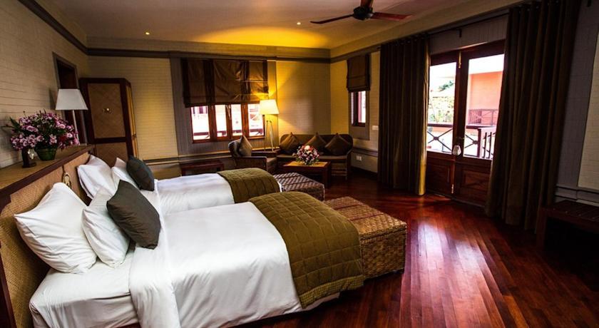 Myanmar Bagan Bagan Lodge