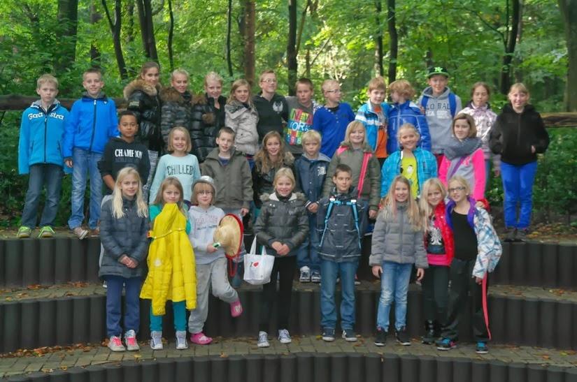 dit zijn wij op kamp in Laren