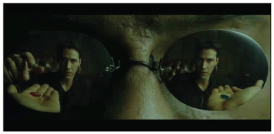Tea Party Takes the Red Pill, but America took the Blue Pill