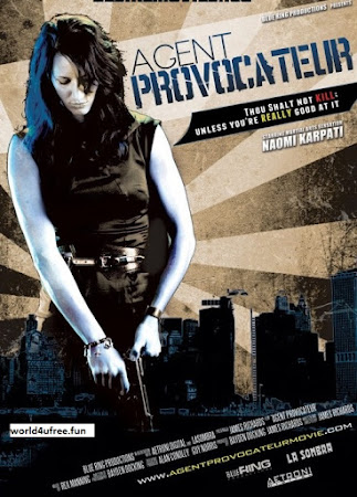 Poster Of Agent Provocateur Full Movie in Hindi HD Free download Watch Online 720P HD