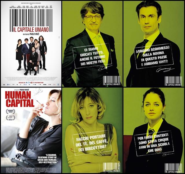 capital humano, Paolo Virzì, Il capitale umano