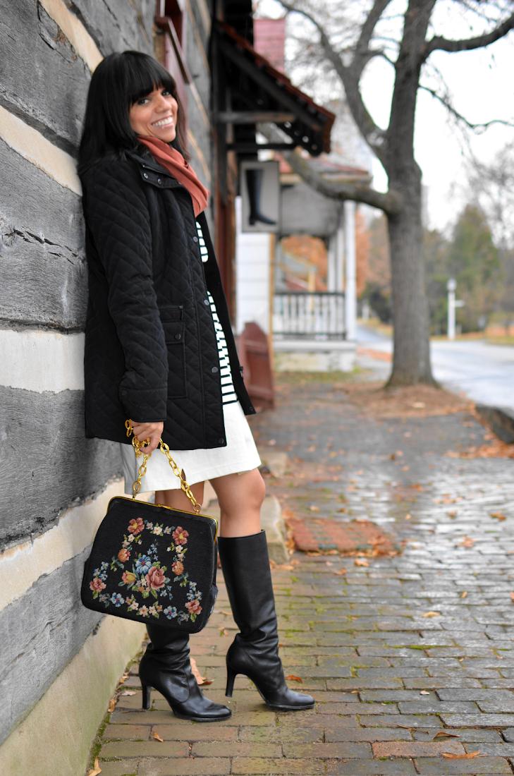 Needlepoint Dolce & Gabbana Like Bag