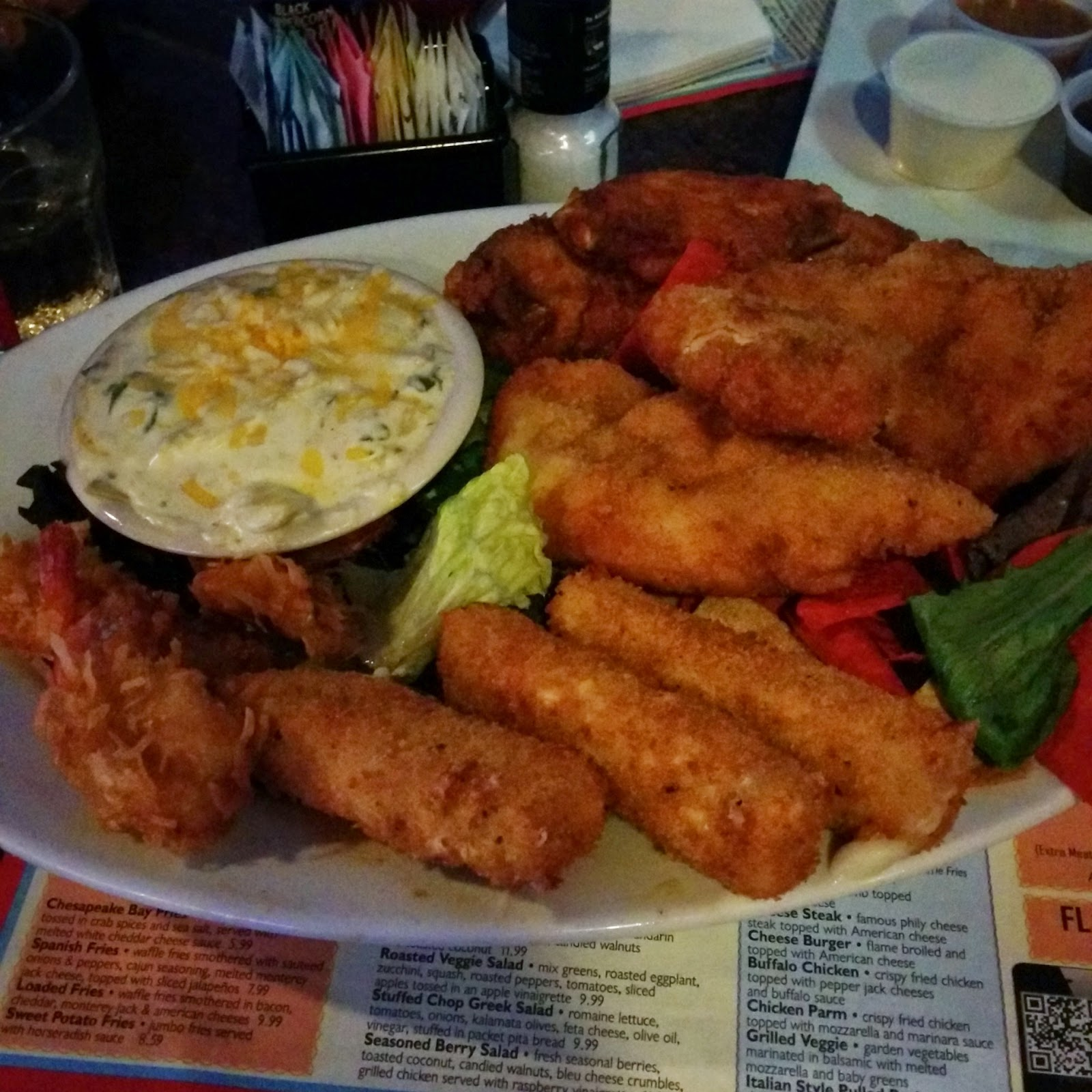 Phily Diner ~ amuses bouches