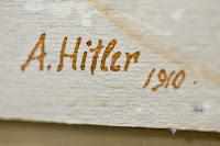 Adolf Hitler's art sold for a whopping $161,000 at auction
