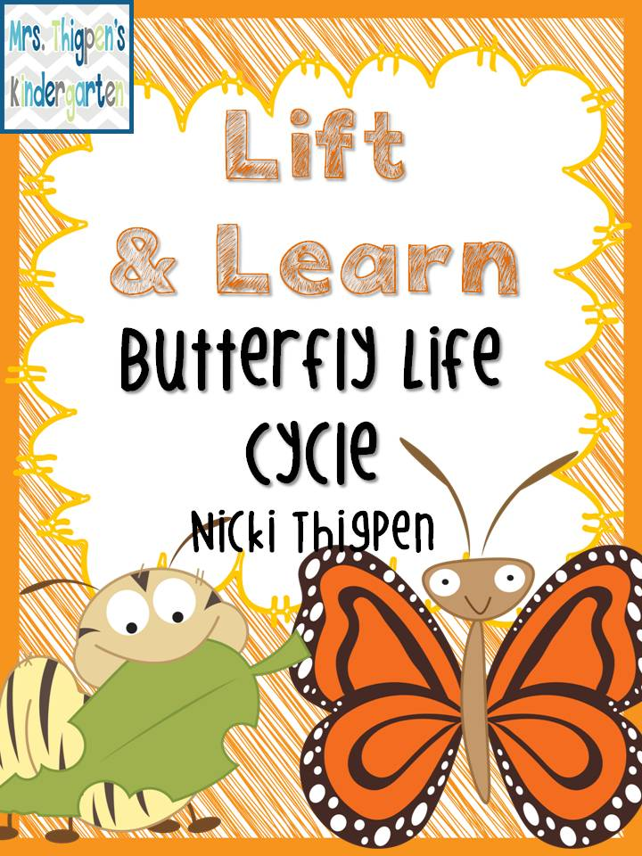http://www.teacherspayteachers.com/Product/Lift-Learn-Butterfly-Life-Cycle-1202218