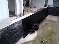 waterproofing karet