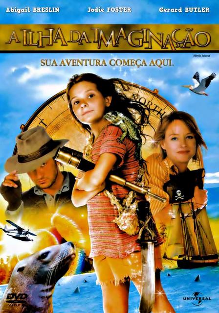 Filme A Ilha da Imaginação Dublado AVI DVDRip