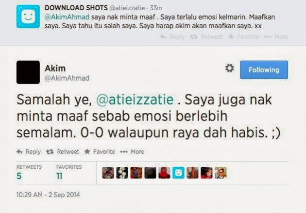 Akim Ahmad Bengang, Gelar Peminat Sampah Twitter, info, terkini, hiburan, gosip, sensasi,