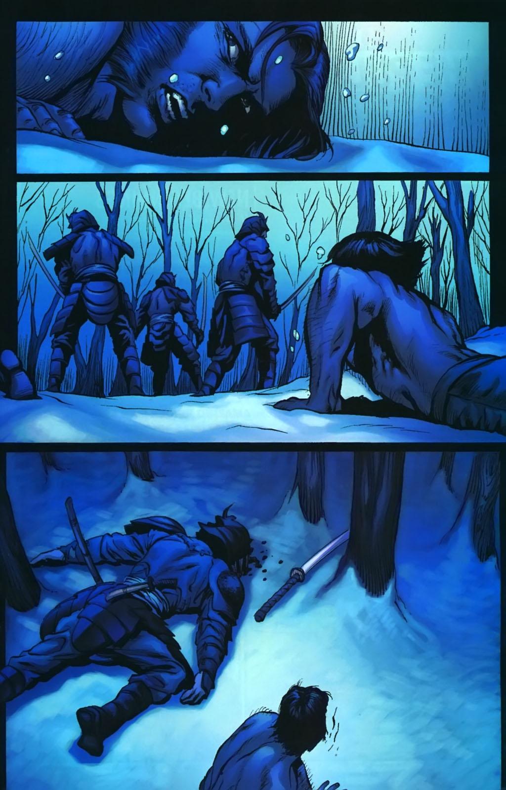 Read online Wolverine (2003) comic -  Issue #38 - 15