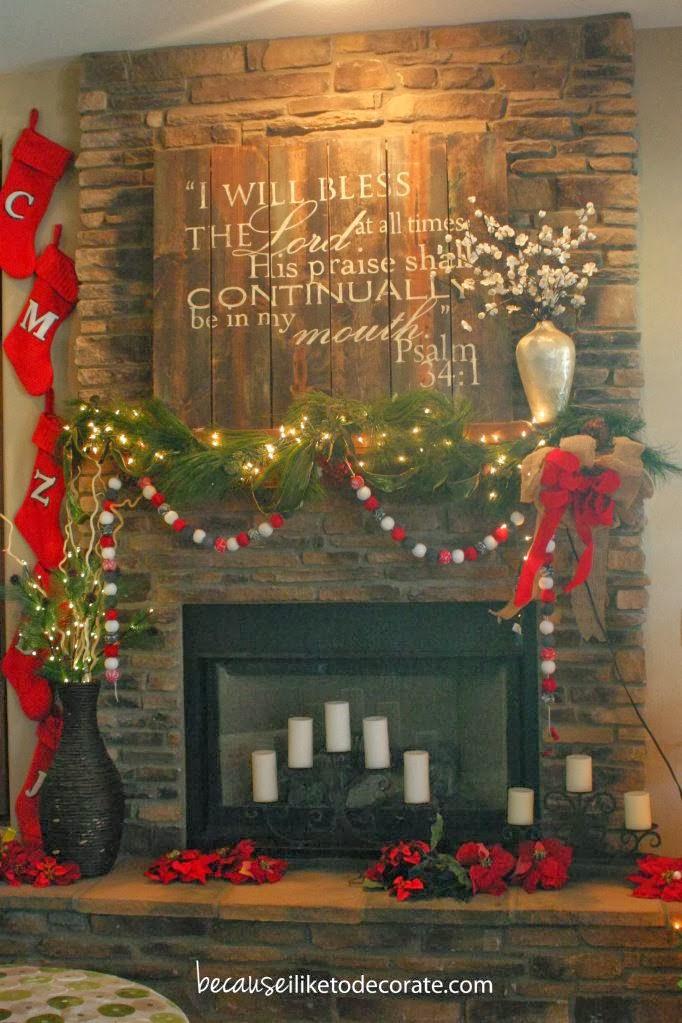 Popular Pinterest Nice Religious Decor For Christmas