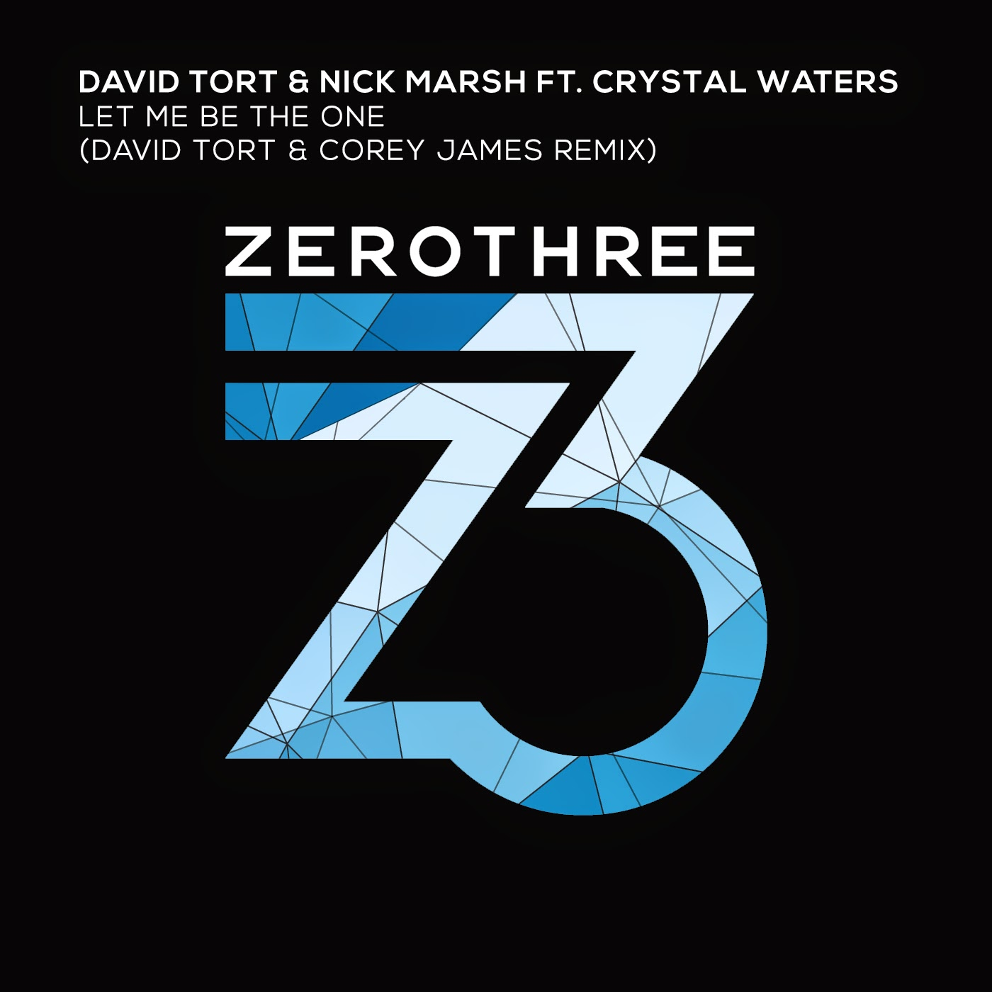 David Tort & Nick Marsh ft. Crystal Waters Let Me Be The