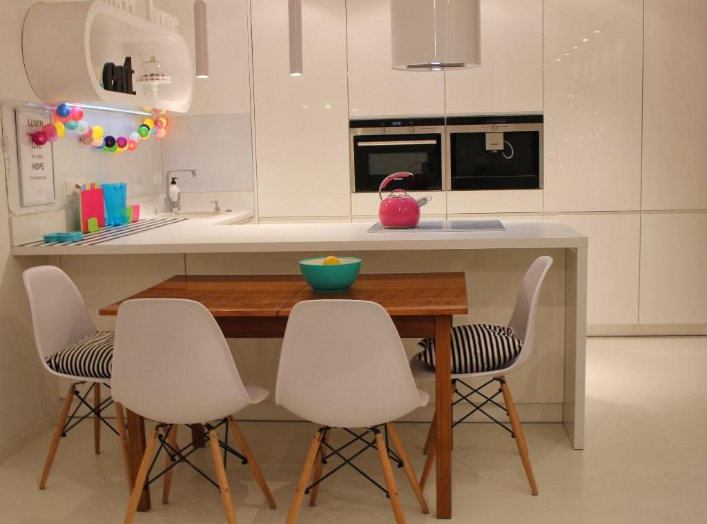 Bardzo biała kuchnia