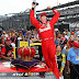 NASCAR: Busch ganó por tercera vez consecutiva la Brickyard 400
