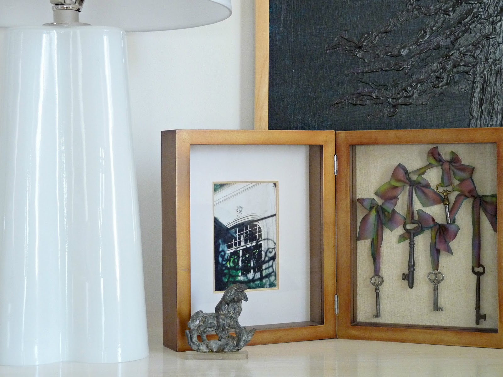 DIY shadow box art ideas