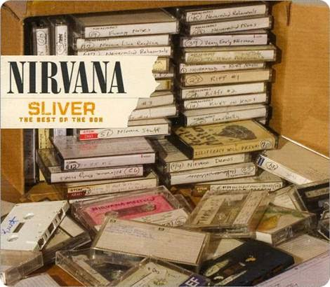 Nirvana Sliver The Best Of The Box Descargar