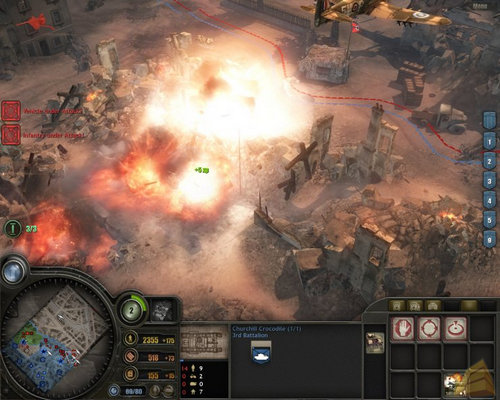 Company of Heroes - German Campaign - YouTube