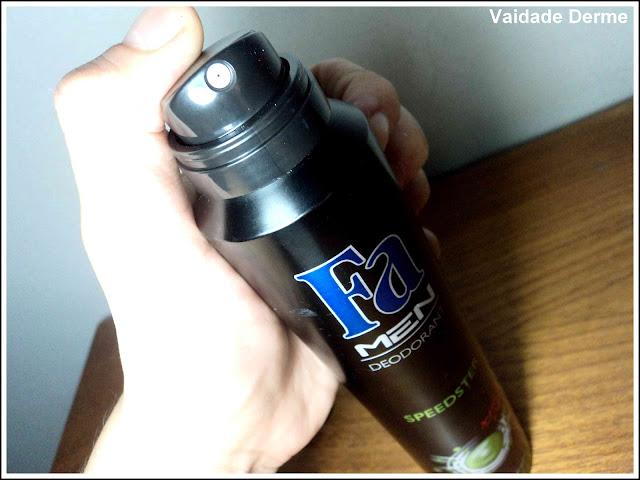 Desodorante Aerosol Speedster Masculino Fa