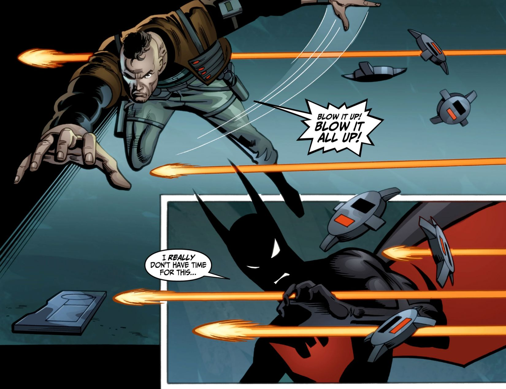 Batman Beyond (2012) Issue #6 #6 - English 11
