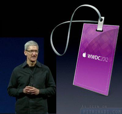 tim cook apple macbook pro retina display wwdc 2012
