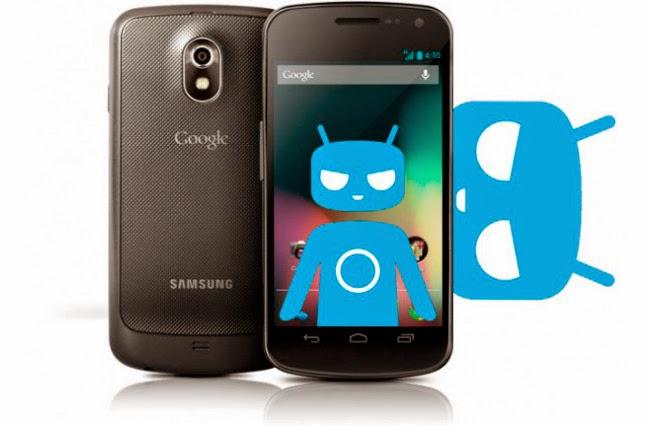 CyanogenMod Para Galaxy Nexus