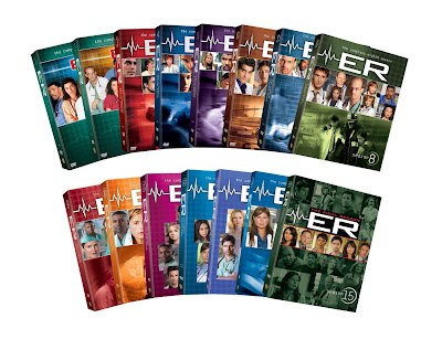 Amazon: ER The Complete Seasons 1-15 Just $149.11 (Orig. $678.82)