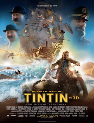 Ver Las Aventuras de Tintin Película Online (2011)