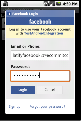 how to facebook login email - Comment ça marche