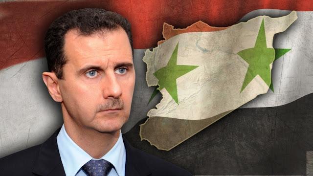 """""""Ετοιμάζουν"""" τον Άσαντ για κατηγορίες εγκλημάτων πολέμου"""