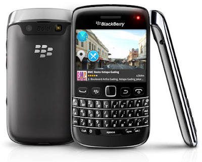 Spesifikasi & Harga Blackberry Bold 9790 Bellagio Terbaru 2012
