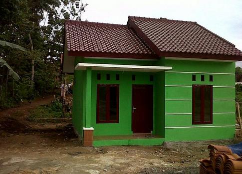 Desain Rumah Sederhana Murah Modern Minimalis Gratis