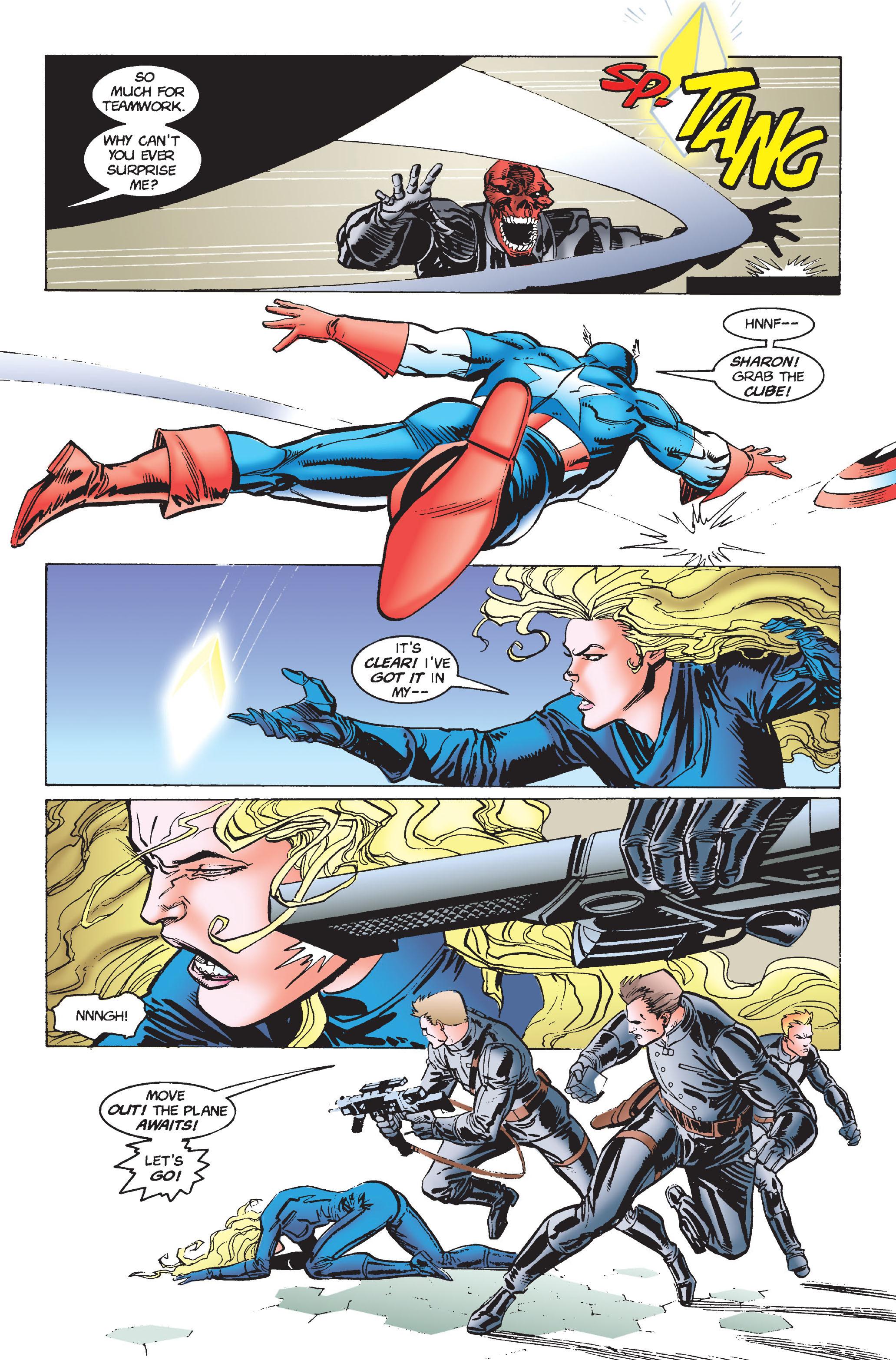 Captain America (1968) Issue #446 #400 - English 9
