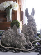 Hare Tablescape. . .