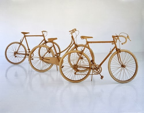 06-Bicycle-Life-Size-Chris-Gilmour-Cardboard-Sculptures-www-designstack-co