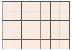 Gambar: Contoh menghitung persegi panjang