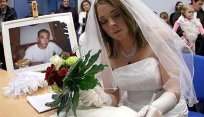 В день свадьбы умерли