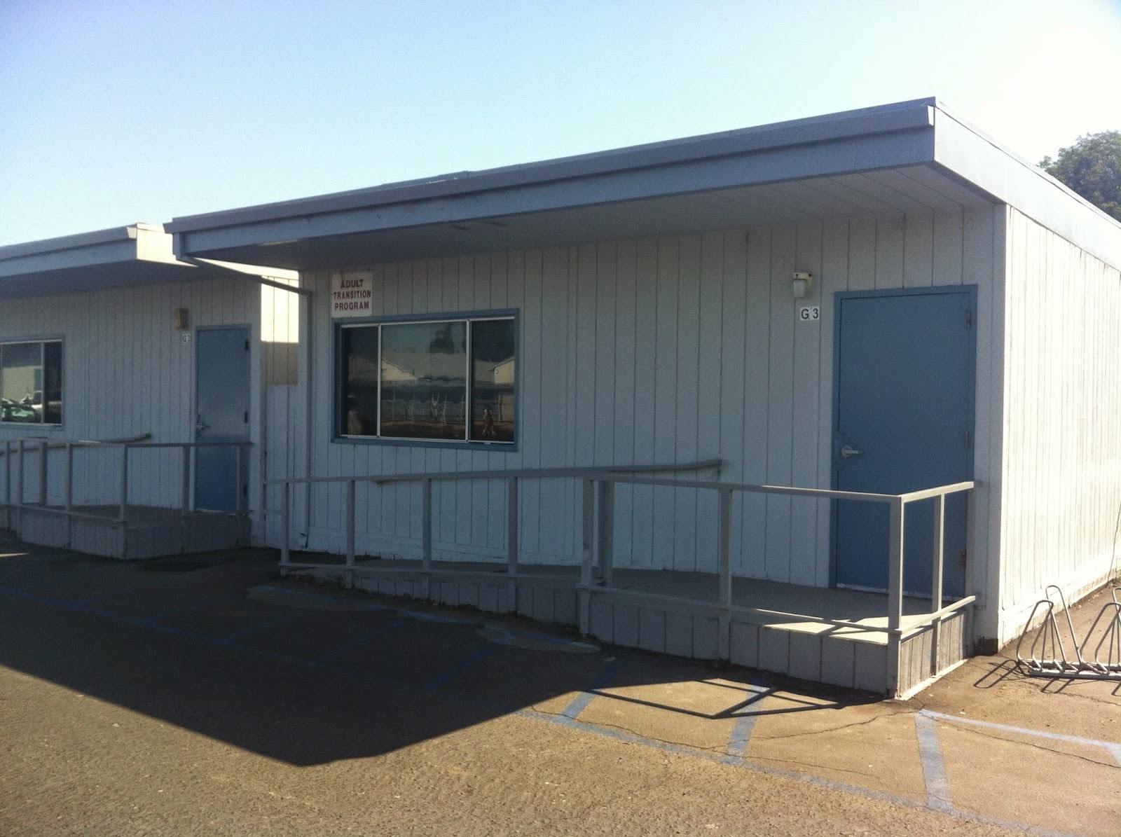 modular building portable classroom office trailer