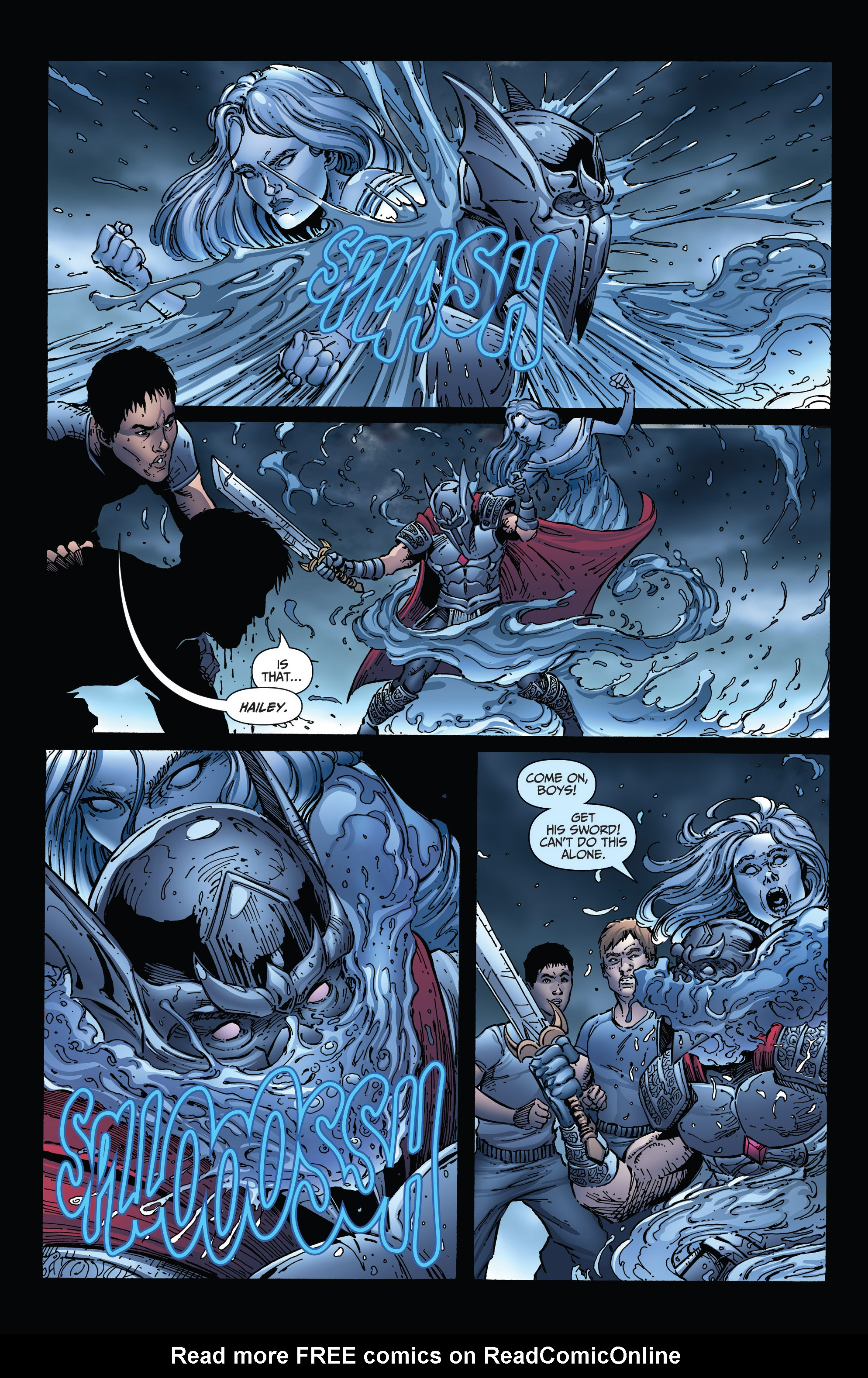 Grimm Fairy Tales (2005) Issue #117 #120 - English 14