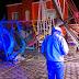 Calimaya, cae rueda de la fortuna en la feria de Zaragoza:más de 30 lesionados