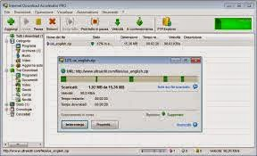 IDA Internet Download Accelerator