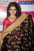 Samantha glamorous photos in saree-thumbnail-15