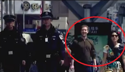 Mark Zuckerberg and Priscilla Chan, in Chinese Documentary,